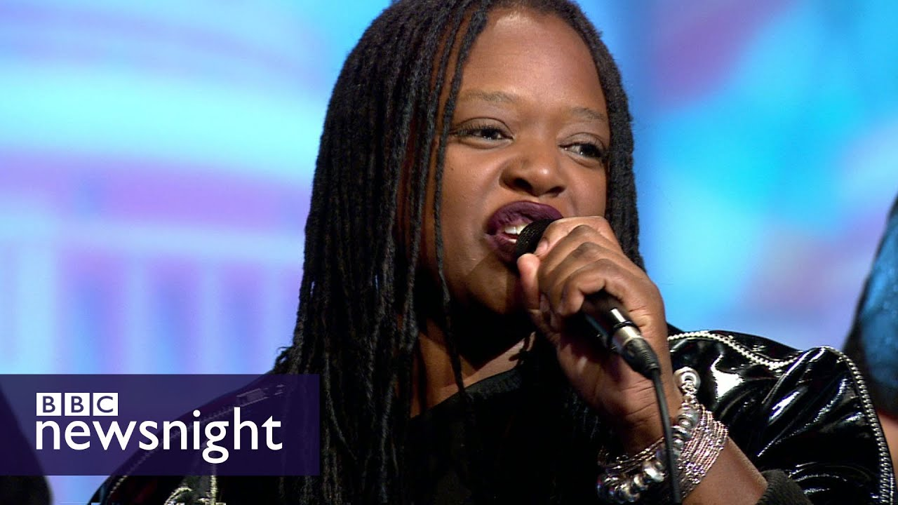 Proms Preview: Singer Eska from Zimbabwe LIVE - BBC Newsnight - YouTube