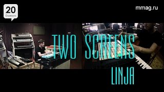 TWO SCREENS vol.5 - Linja