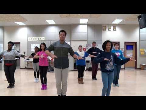 Choir Video Jordyn Bradley
