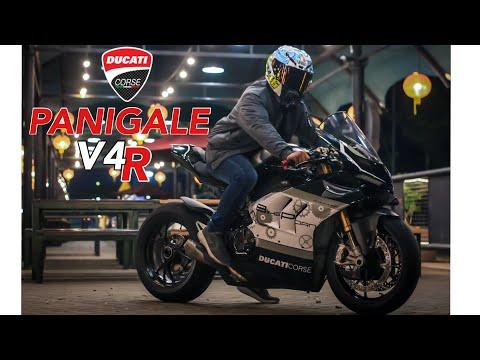 TEST RIDE DUCATI PANIGALE V4R MOTOR HAMPIR 2 MILIAR!