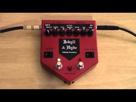 Cheap Gear Review: Jekyll and Hyde Ultimate Overdrive Overview
