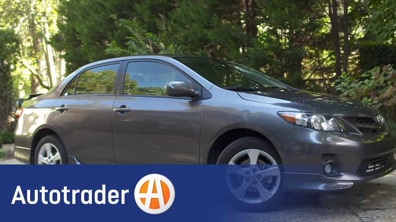 Toyota Corolla - Sedan | Used Car Review | Autotrader - YouTube