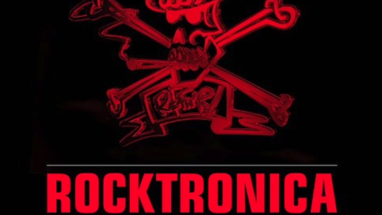 slash & dj chuckie rocktronica