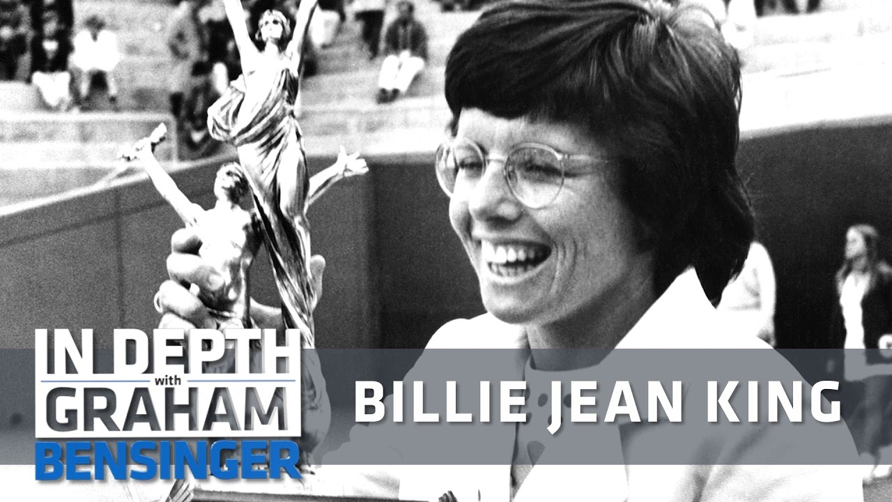 Billie Jean King informed she was 2nd class citizen