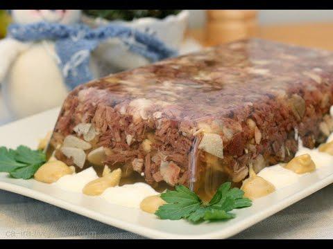 Холодец с говядины в мультиварке рецепты с фото редмонд