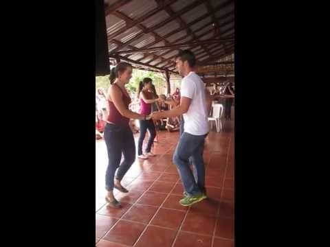 Merengue Dance- USAC Costa Rica 2013
