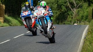 Commitment ⚡at Such Speed☘️ Ulster Grand Prix - Belfast,N.Ireland - (Isle of Man TT Type Race)