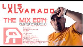 Luis Alvarado The Mix 2014 (Podcast by Deejay Richard Cast)