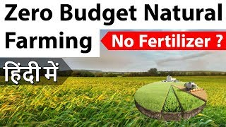 Zero Budget Natural Farming in India - How it can transform Agriculture in - Current Affairs 2018
