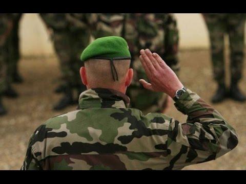 Forces spéciales : La légion étrangère française