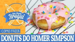 how to make stuffed donuts