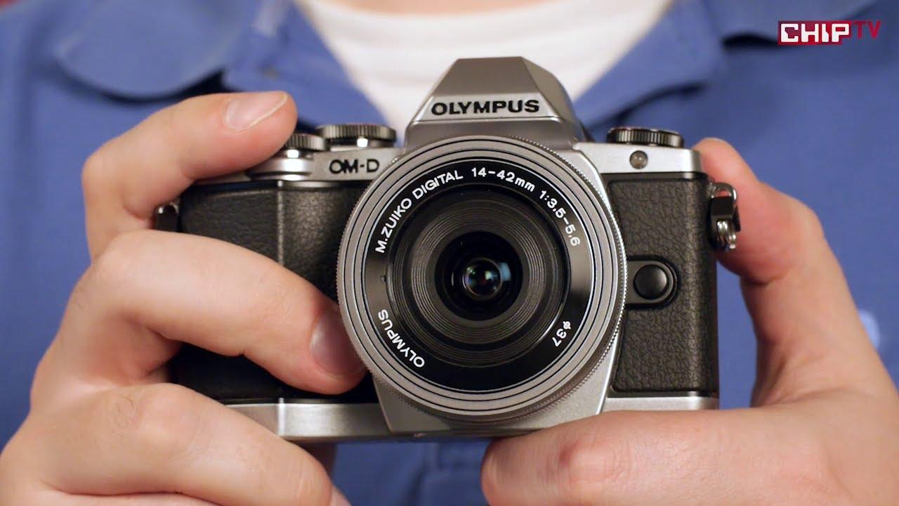 Olympus Om D E M10 Kit 14 42 Mm Ez 40 150 Schwarz Ab Mark Ii 150mm