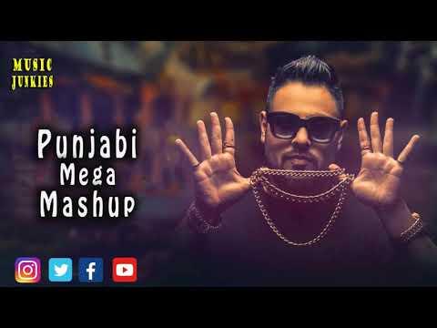 Punjabi mashup 2018 ☼ Latest Bhangra Nonstop Dance Party DJ Mix #06