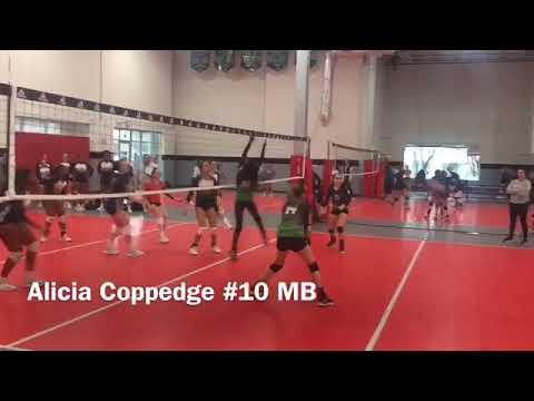Alicia Coppedge | SportsRecruits