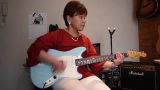 7丁目ギター教室に習い始めて半年の生徒さんが、ももクロの『サラバ、愛...