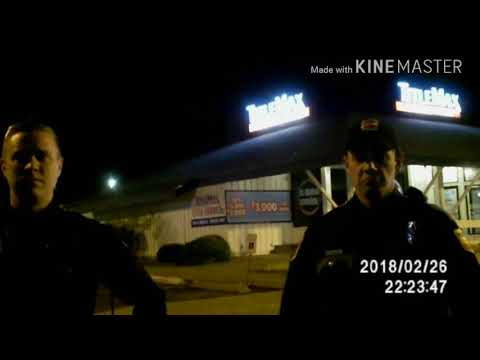 Illegal stop while partial open carry by El Paso, Tx cops