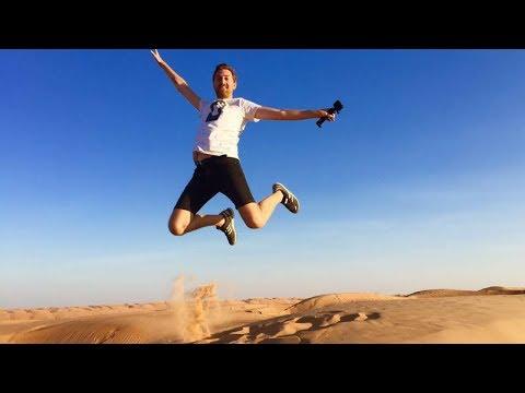 Oman Road Trip 2017 I GoPro
