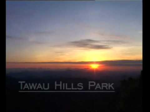Tawau Hills Park - Sabah, Malaysia.