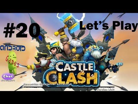 Let's Play Castle Clash Episode #20