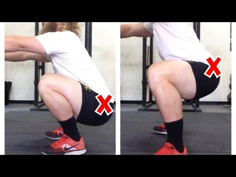 How Low Should You Squat? - Depth Rant