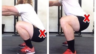 One of Alan Thrall's most viewed videos: How low should you Squat? - Depth Rant