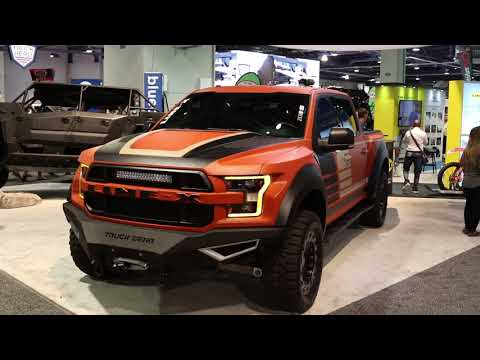 SEMA 2017: Line-X Is Not Just For Truck Beds Anymore!