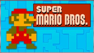Super Mario Bros NES: One of my Favorite Platformers