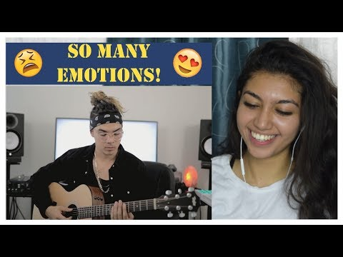 Wild Thoughts X Maria Maria - Rihanna, Bryson Tiller & Santana (William Singe Cover) | REACTION