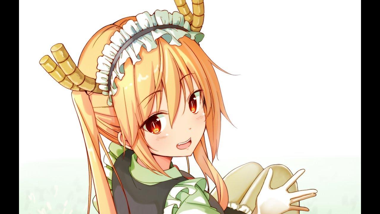 chi no maid dragon