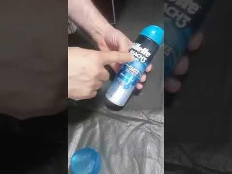 Gillette Espuma De Afeitar Con Defecto
