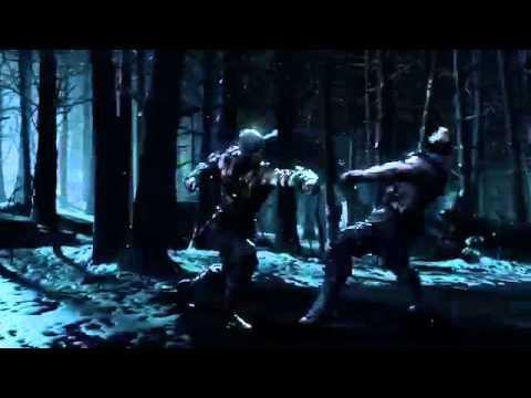 video reacción del trailer de Mortal Kombat X