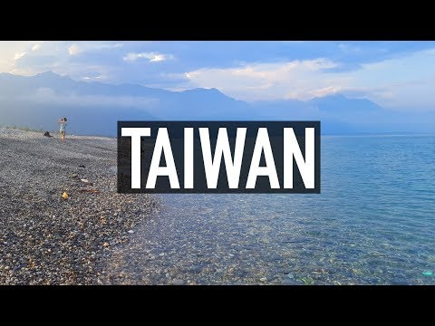 TAIWAN TRAVEL VLOG