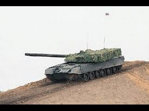 T-95 Black Eagle Tank Čërnyj Orël, or Object 640 [HD]-2014
