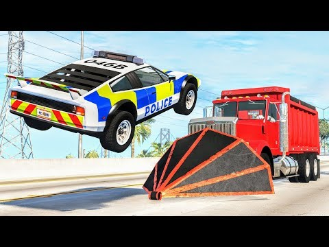 Crazy Police Chases