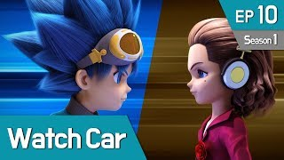 Power Battle Watch Car S1 EP10 Invincible Shield Million 02 English Ver