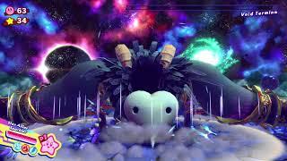 Kirby Star Allies Boss 16 - Void Termina