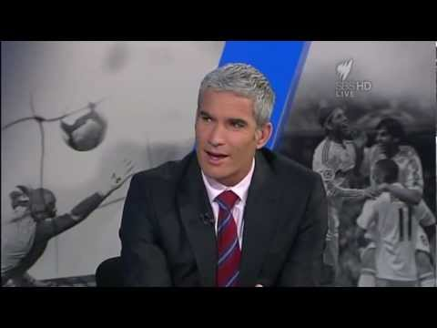"Craig Foster (SBS) on Uruguay: ""One of the finest football nations in History"""