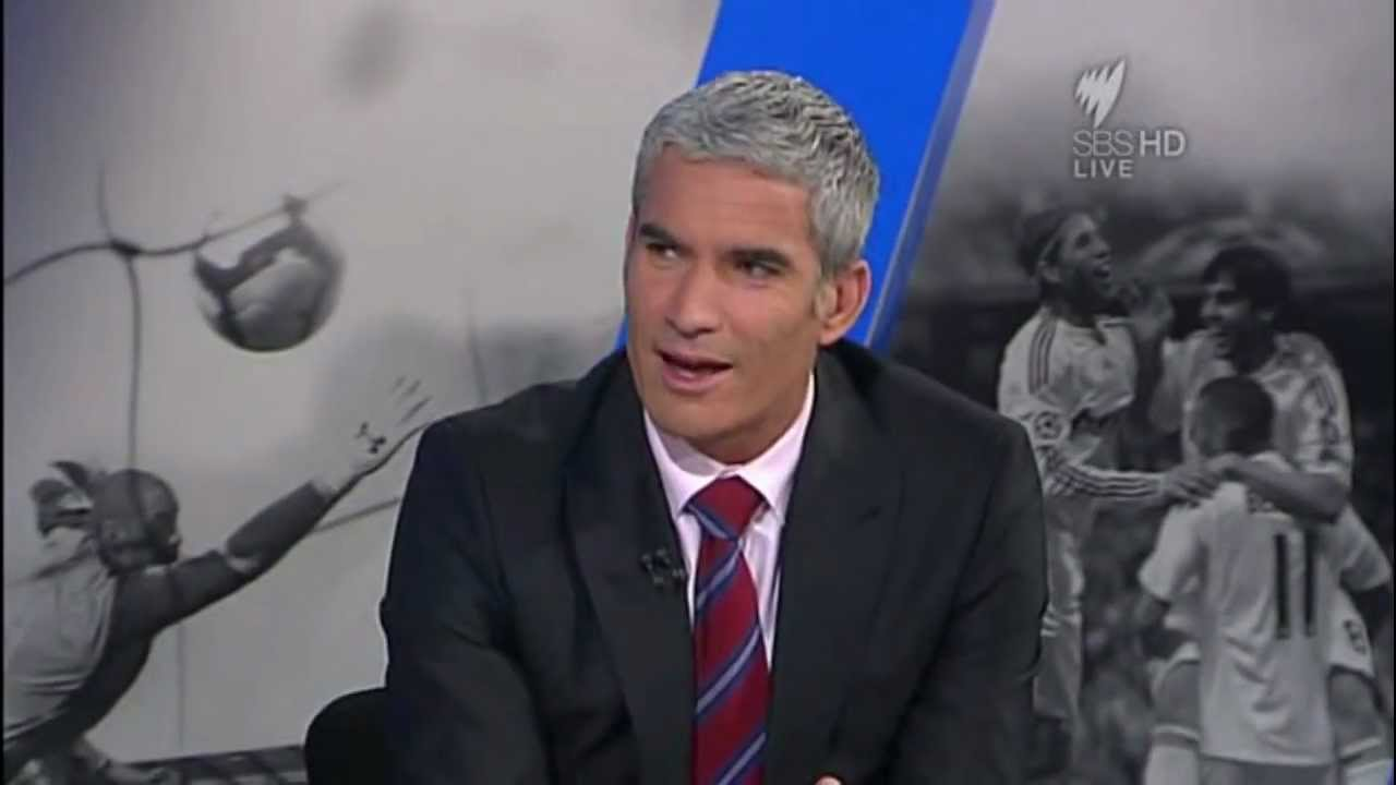 """Craig Foster (SBS) On Uruguay: """"One Of The Finest Football"""