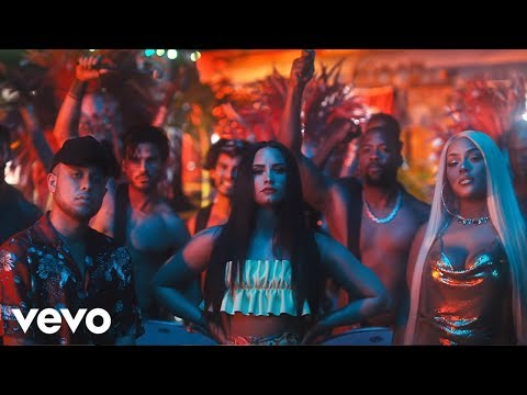 Jax Jones - Instruction ft. Demi Lovato, Stefflon Don (Offic