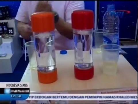 Manfaat Minum Air Hidrogen Untuk Kesehatan Tomo Hydrogen Water Youtube