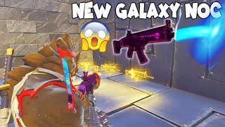Scammer Loses NEW GALAXY NOC! SUPER RARE (Scammer Gets Scammed) Fortnite Save The World