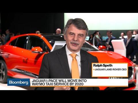 Jaguar Land Rover CEO Says Modern Mobility Needs Partnerships