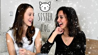 SISTER TAG | w/Carrie Kirsten