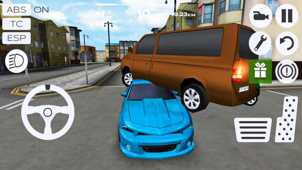 Car Driving Simulator SF Ep11 - Car Game Android gameplay