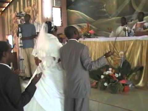 Mariage Camerounais à Yaoundé André Marie et Marie Madeleine. Part 1