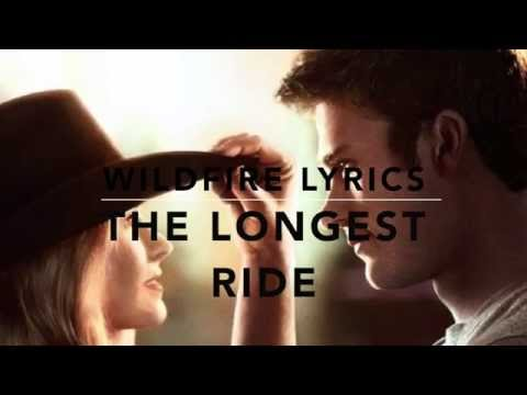 Seafret - Wildfire Lyrics (The Longest Ride)