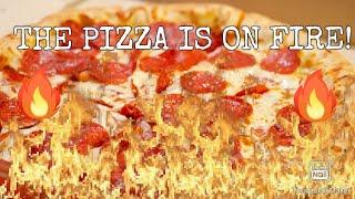 DIE PIZZA BRENNT! | Roblox