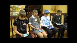 Финал конкурса «Лучший читатель детских книг»