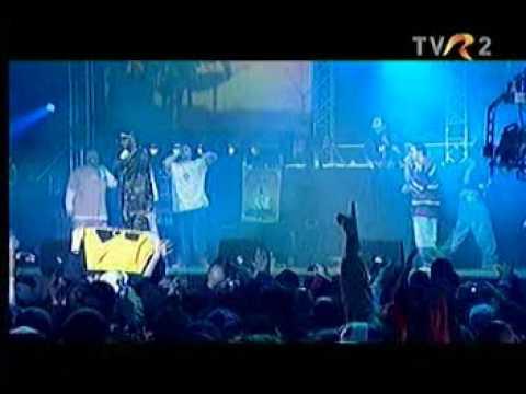 Wu Tang Killa Beez   Live In Bukarest