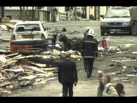 Omagh Bomb Tribute - Newsline
